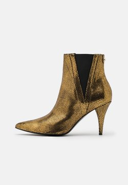 Guess - RASHEL - High Heel Stiefelette - bronzo