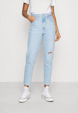 Levi's® - HIGH WAISTED TAPER - Jeans Straight Leg - light-blue denim