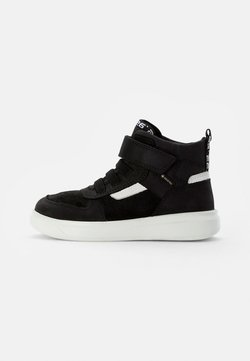 Superfit - COSMO - Höga sneakers - schwarz