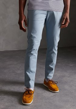 Superdry - Chinot - light blue