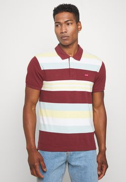 Levi's® - ORIGINAL BATWING POLO - Polo shirt - port