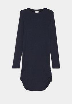 The New - BASIC DRESS SUSTAINABLE - Jerseykleid - navy blazer