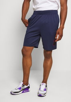 Nike SB - SUNDAYSHORT UNISEX - Shorts - midnight navy/black