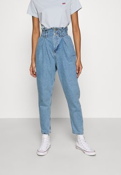 Topshop - MOM - Jeans Relaxed Fit - mid blue