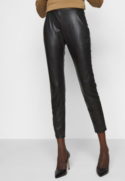 Max Mara Leisure - RANGHI - Leggings - Hosen - schwarz