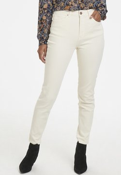 Part Two - SILVIASPW JE  - Slim fit jeans - off-white