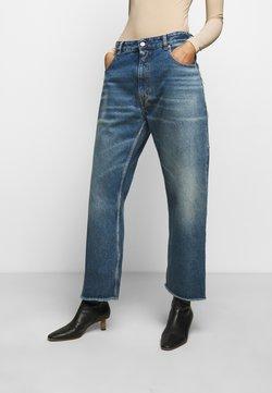 MM6 Maison Margiela - Jeans Relaxed Fit - blue denim