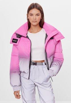 Bershka - Winterjacke - pink