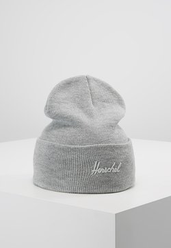 Herschel - ADEN BEANIE - Mütze - heather light grey