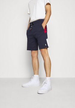 Polo Ralph Lauren - Jogginghose - cruise navy/multi