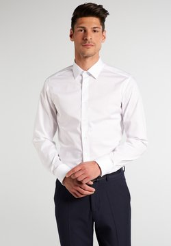 Eterna - SLIM FIT - Businesshemd - white