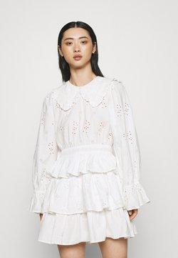Never Fully Dressed Petite - HALLIE MINI DRESS - Sukienka letnia - white
