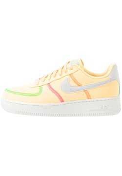Nike Sportswear - AIR FORCE 1 - Sneaker low - melon tint/summit white/poison green/pink blast/hyper crimson/blue fury