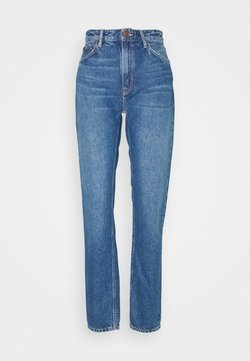 Nudie Jeans - BREEZY BRITT - Jeans relaxed fit - orange skin