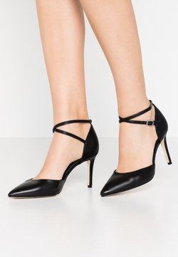 Anna Field - LEATHER PUMPS - High Heel Pumps - black