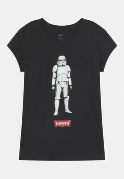 Levi's® - STAR WARS STORM TROOPER - T-Shirt print - black