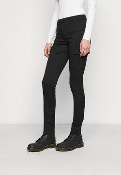 ONLY Tall - ONLLINE EASY PANT - Cargobroek - black