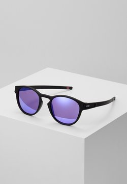 Oakley - LATCH - Solbriller - latch matte black /prizm violet