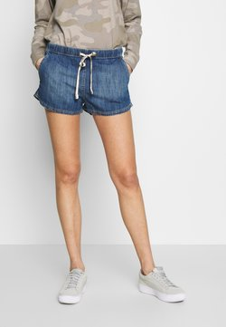 Roxy - GO TO THE BEACH - Jeansshort - medium blue