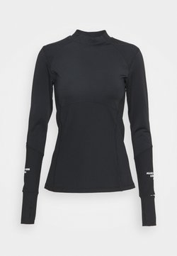 Björn Borg - NIGHT WARMBRUSHED - Longsleeve - black beauty
