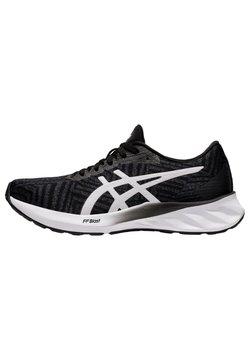 ASICS - ROADBLAST - Zapatillas de running neutras - black/white