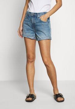 Ética - SKYLAR TWIST - Jeans Shorts - blue denim