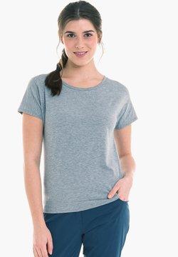 Schöffel - RIESSERSEE - T-Shirt basic - grey