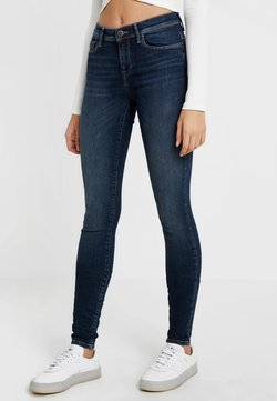 ONLY - ONLSHAPE - Jeans Skinny Fit - dark blue denim