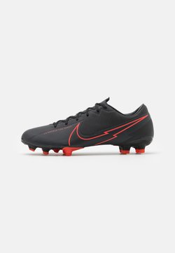 Nike Performance - MERCURIAL VAPOR 13 ACADEMY FG/MG - Fußballschuh Nocken - black/dark smoke grey