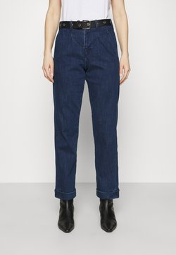 Denham - JUDY - Relaxed fit jeans - blue