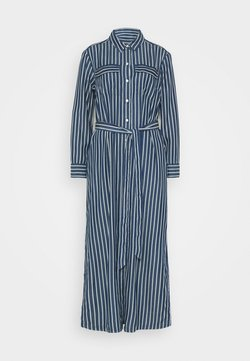 GAP - Freizeitkleid - blue stripe
