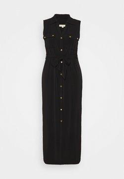MICHAEL Michael Kors - Vestido camisero - black
