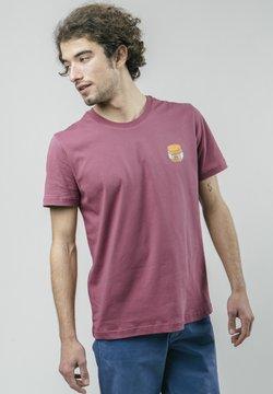 Brava Fabrics - TIGER - Camiseta estampada - purple