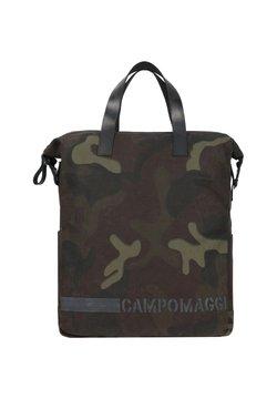 Campomaggi - Tagesrucksack - camouflage+nero+st. nera