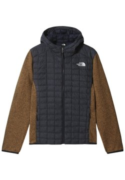 The North Face - M THERMOBALL GORDON LYONS HOODIE - Outdoorjacke - aviator navy/utility brwn