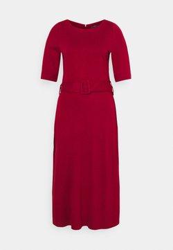 Esprit Collection - ICON DRESS - Vestido largo - dark red