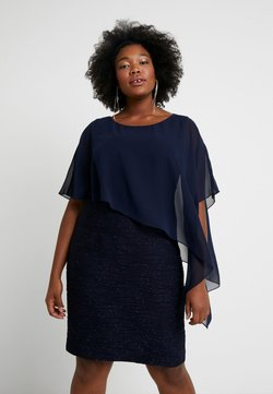 Swing Curve - Cocktail dress / Party dress - blau