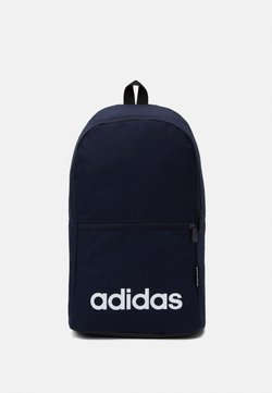 adidas Performance - LINEAR CLASSIC FOUNDATION SPORTS BACKPACK UNISEX - Reppu - legend ink/black/white