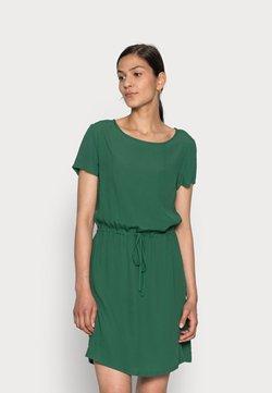 Anna Field - WOVEN DRESS BASIC TUNNEL - Day dress - green