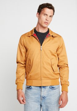 HARRINGTON - HARRINGTON - Giubbotto Bomber - caramel