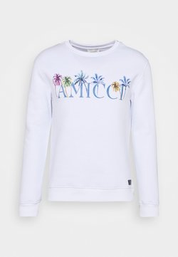 AMICCI - POROTFINO - Sweater - white