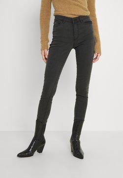 Vero Moda - VMJUDY JEGGING  - Jeans Skinny - dark grey denim