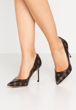 Guess - DAFNE - High Heel Pumps - brown/ocra
