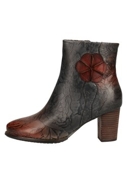 LAURA VITA - Cowboy-/Bikerstiefelette - jeans