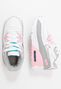 Nike Sportswear - Air Max 90  - Sneakersy niskie - light smoke grey/white/pink/metallic silver