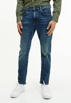 Tommy Hilfiger - Slim fit jeans - indigo