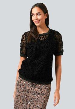 Alba Moda - Bluse - schwarz