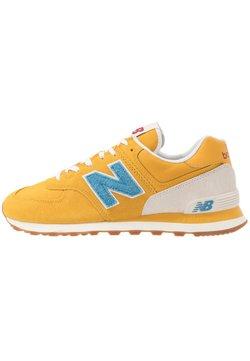 New Balance - 574 - Sneaker low - blue/yellow