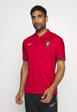 Nike Performance - PORTUGAL - Vereinsmannschaften - gym red/metallic gold
