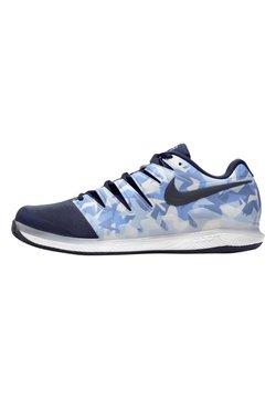 Nike Performance - AIR ZOOM VAPOR - Tennisschuh für Sandplätze - royal pulse/white/indigo storm/obsidian